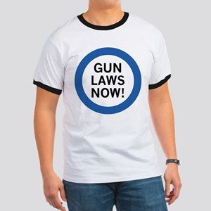 Gun Laws Now! Ringer T