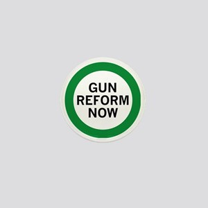 Gun Reform Now Mini Button