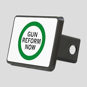 Gun Reform Now Rectangular Hitch Cover