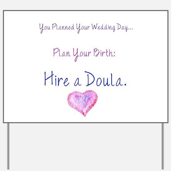 Funny Wedding planning Yard Sign