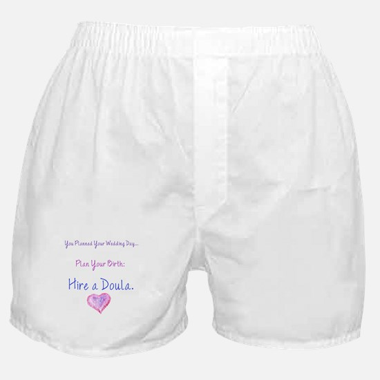 Homebirth Boxer Shorts