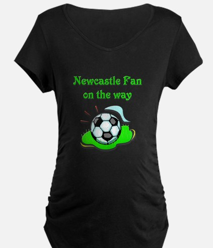 Newcastle Fan on the way T-Shirt