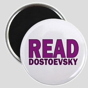 Dostoevsky Magnet