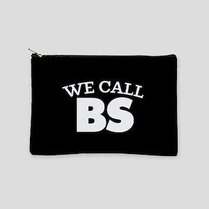 We Call BS Makeup Bag