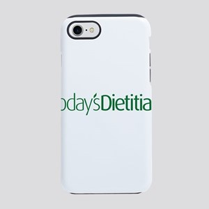 Today's Dietitian Logo iPhone 8/7 Tough Case