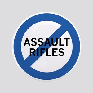 "Ban Assault Rifles 3.5"" Button"