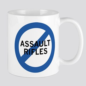 Ban Assault Rifles Mug