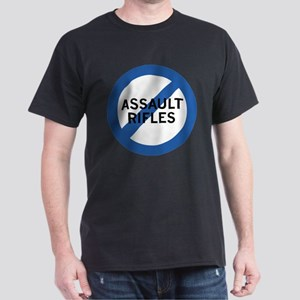 Ban Assault Rifles Dark T-Shirt