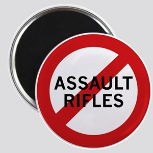 Ban Assault Rifles Magnet