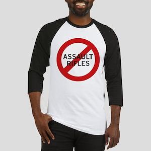 Ban Assault Rifles Baseball Jersey