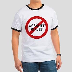 Ban Assault Rifles Ringer T
