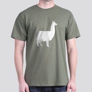 alpaca Dark T-Shirt