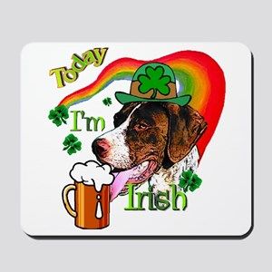 Paddy's Pointer Mousepad