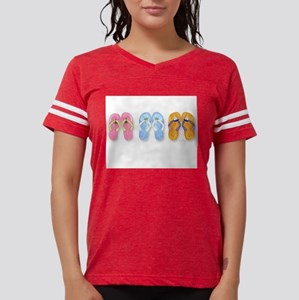 3 Pairs of Flip-Flops T-Shirt
