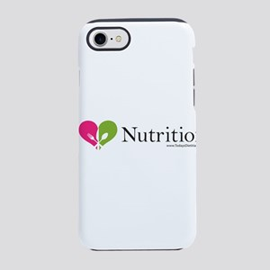 I Love Nutrition iPhone 8/7 Tough Case