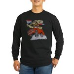 CUDA Long Sleeve Dark T-Shirt