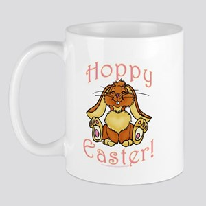 Cute Easter Bunny Picture Mug