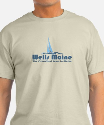 Wells Maine T-Shirt