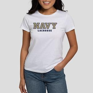 US Naval Academy LaCrosse Women's Classic T-Shirt