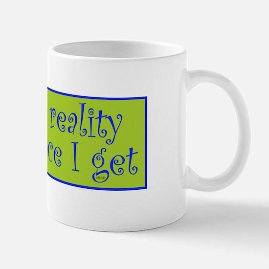 Simulated Reality Mug