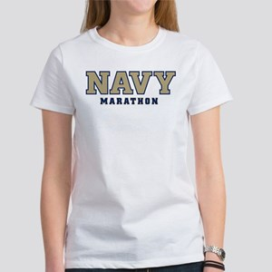 US Naval Academy Marathon Women's Classic T-Shirt