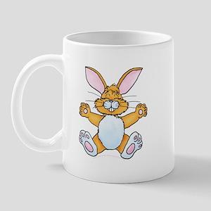Happy Easter Bunny Image Mug