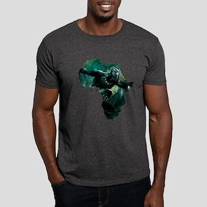 Black Panther Africa Dark T-Shirt