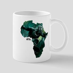 Black Panther Africa 11 oz Ceramic Mug