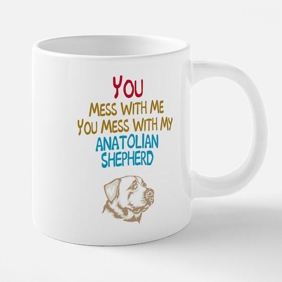 Anatolian Shepherd Mugs