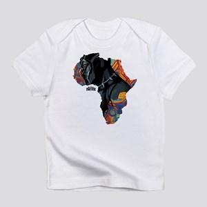 Black Panther Africa Infant T-Shirt