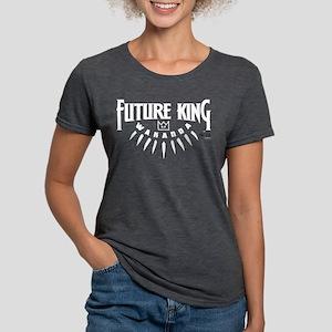 Black Panther Future King Womens Tri-blend T-Shirt