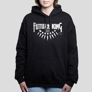 Black Panther Future Kin Women's Hooded Sweatshirt