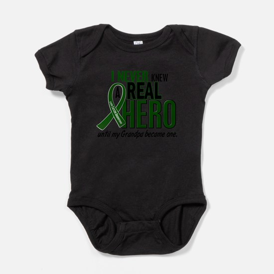 REAL HERO 2 Grandpa LiC Infant Bodysuit Body Suit