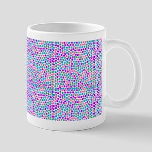Shamrock Pattern Mugs