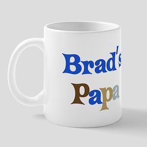 Brad's Papa Mug