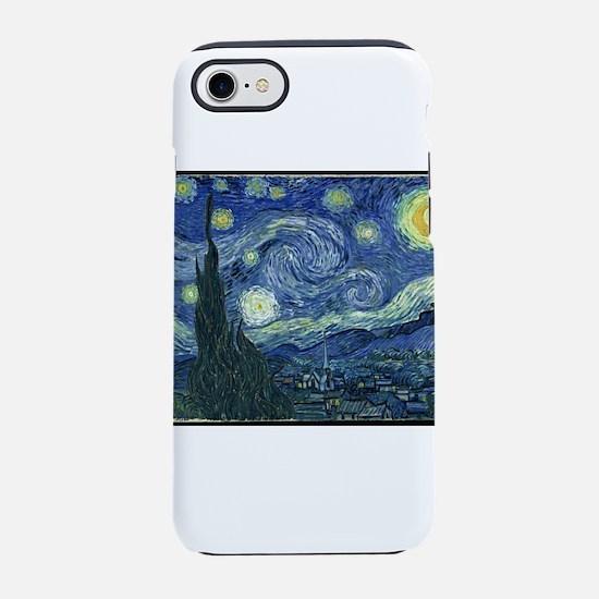 Van Gogh Starry Night iPhone 8/7 Tough Case