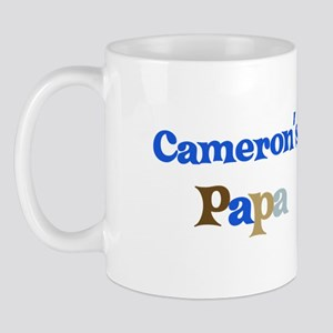 Cameron's Papa Mug