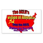 ACLU Vision Rectangle Sticker