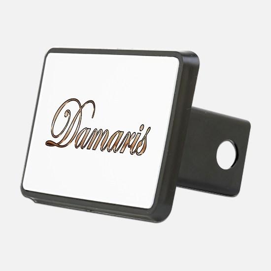 Gold Damaris Hitch Cover