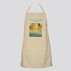 WHY CAN'T WE BE FRIENDS Apron