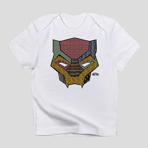 Black Panther Mask Infant T-Shirt