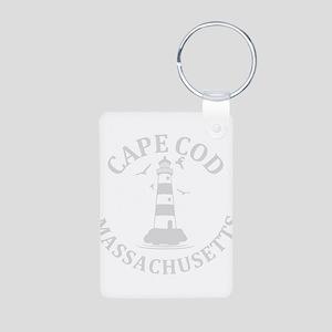 Summer cape cod- massachusetts Keychains