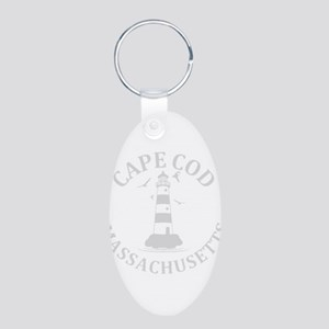 Summer cape cod- massachusetts Keychains