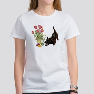 EASTER SCOTTIE Women's T-Shirt