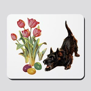 EASTER SCOTTIE Mousepad