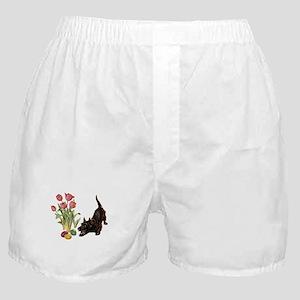 EASTER SCOTTIE Boxer Shorts
