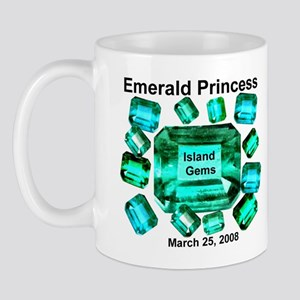 Emerald Princess Island Gems - Mug