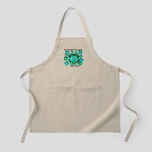Emerald Princess Island Gems - BBQ Apron