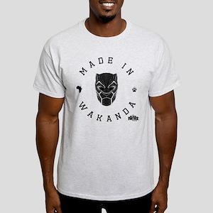 Black Panther Made Light T-Shirt