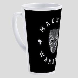 Black Panther Made 17 oz Latte Mug